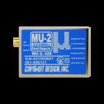 429MHz帯 特定小電力シリアルデータ伝送無線モデム MU-2-429